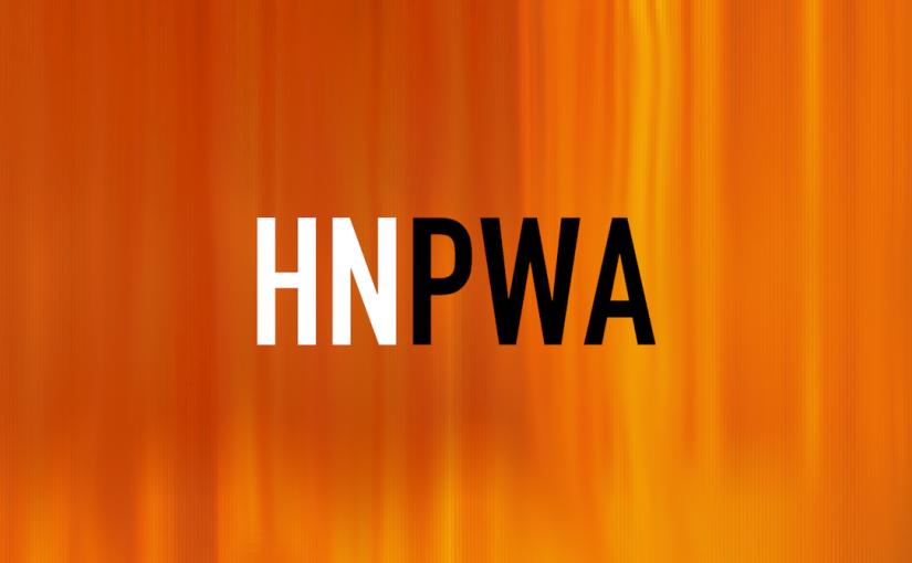 HNPWA