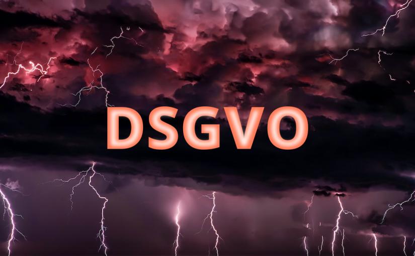 Aktuelle Heiseshow zum Thema DSGVO