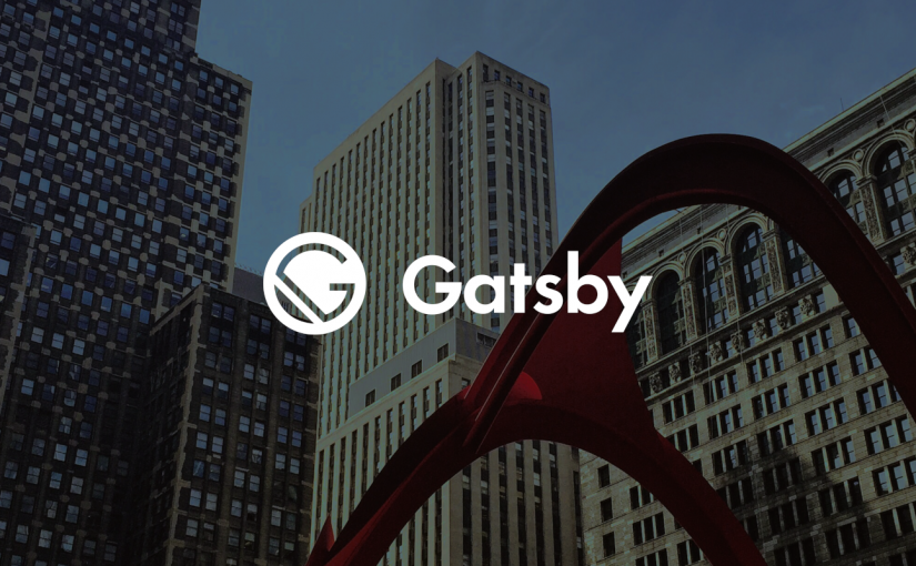 Gatsby – ReactJS Static Site Generation
