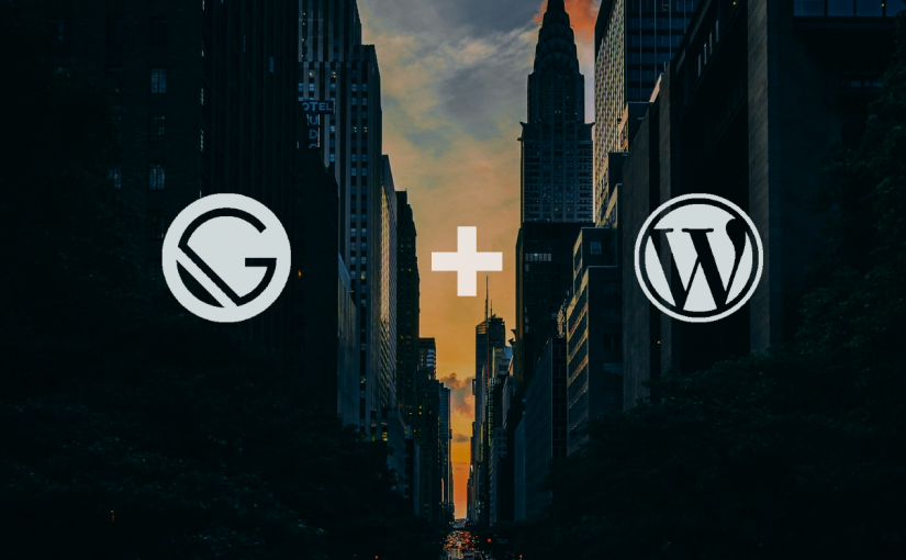 Gatsby & WordPress