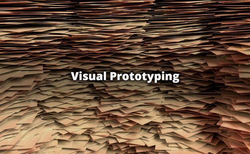 Visual Prototyping, Konzeptionierung und Modellierung
