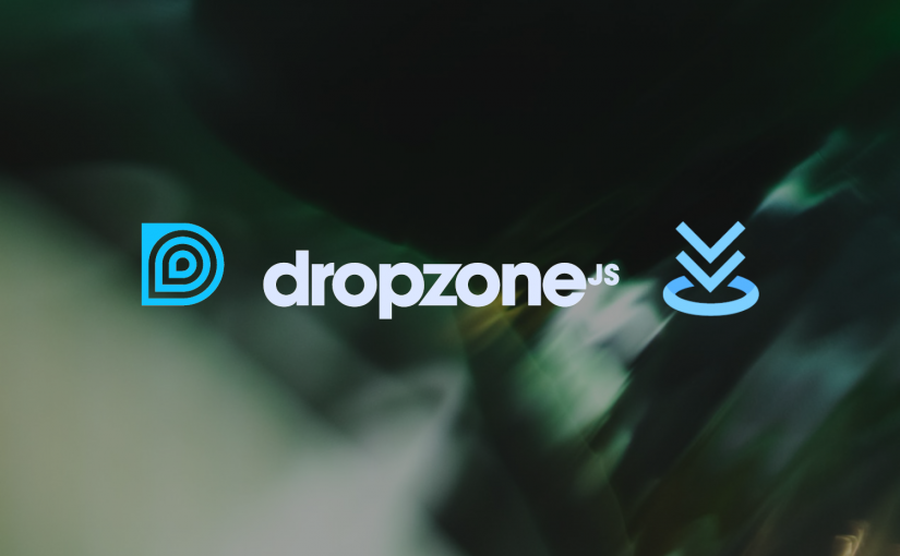 DropzoneJS & React Dropzone