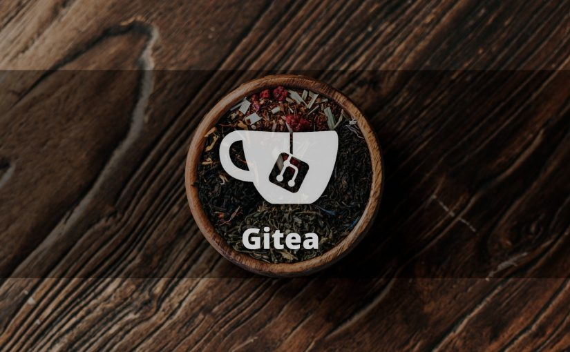 Gitea – A very good Web Git GUI