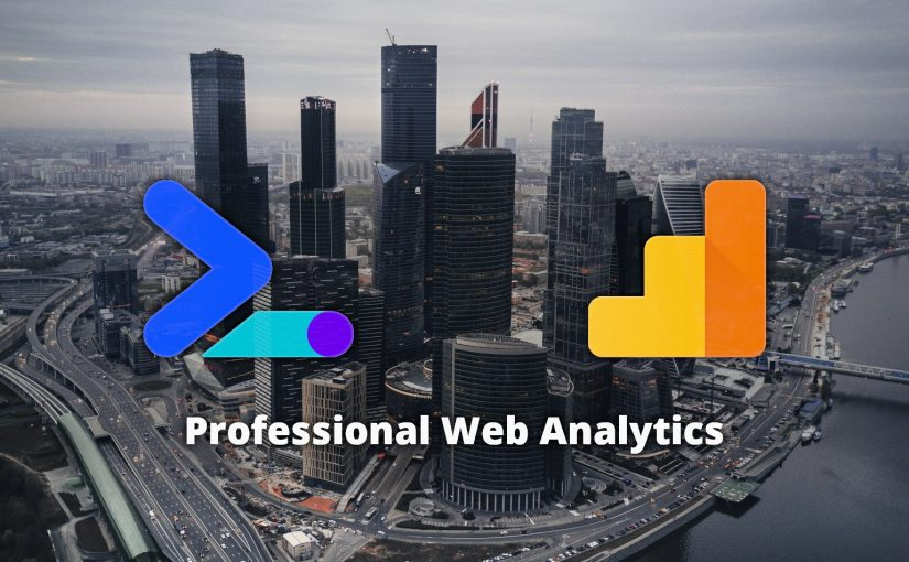 Professional Web Analytics