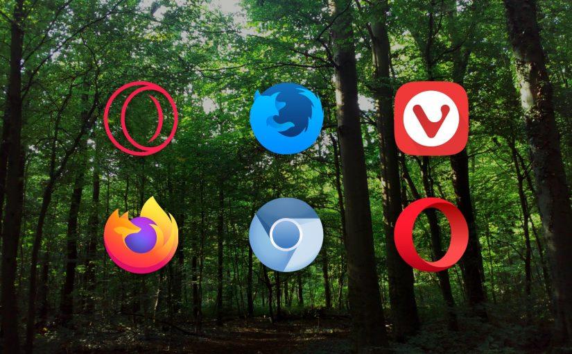 Browser für die Webentwicklung